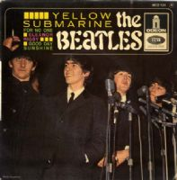 Beatles,The - France - Yellow Submarine - For No One (MEO 126)